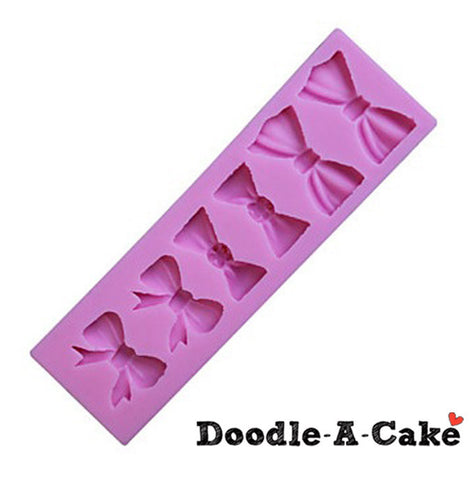 Big Bowtie Silicone Mould