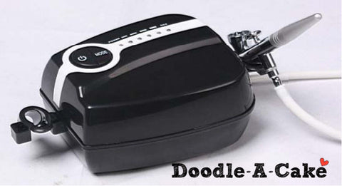 Doodle-A-Cake Airbrush Set