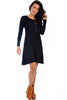 3 Pack Shift & Shout Long Sleeve Tunic Dress - Lyss Loo