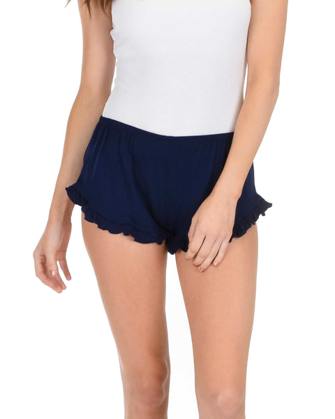 Vodi Navy Lounge Shorts
