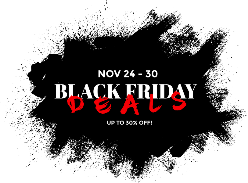 Black Coffee Friday Deals!