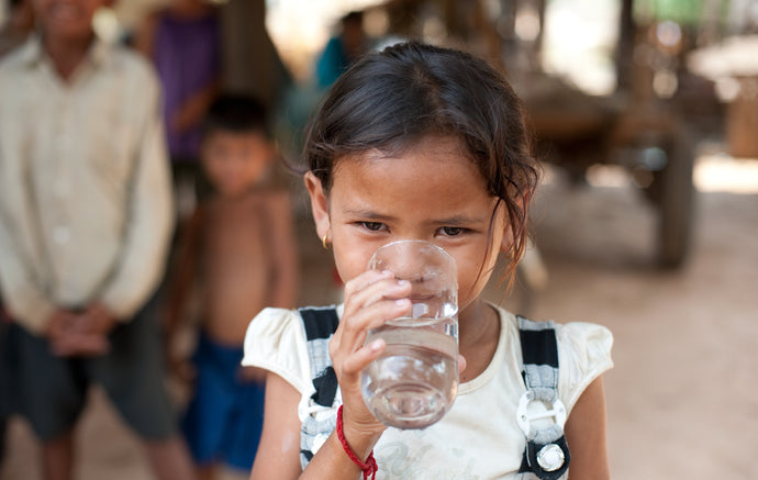 Clean Water Update: Clean Water For Cambodia