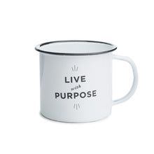 Live With Purpose Camp Mug