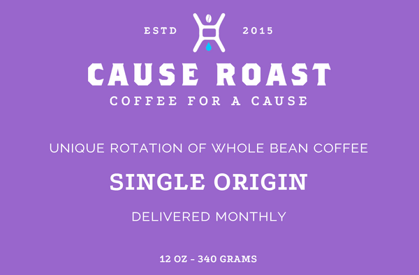 Single Origin Coffee Subscription