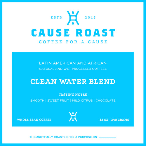 Coffee That Gives Clean Water