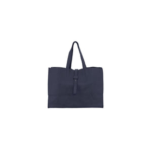 CARRY ALL LEATHER TOTE