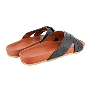 MEN LEATHER SANDALS