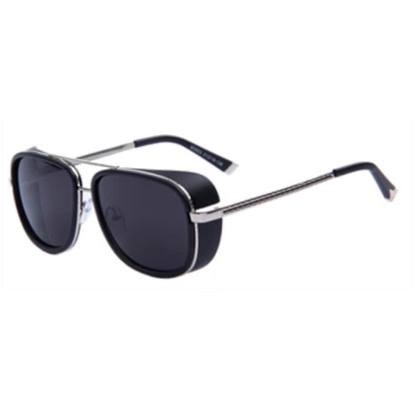 LORD COIF BLACK SUNGLASSES