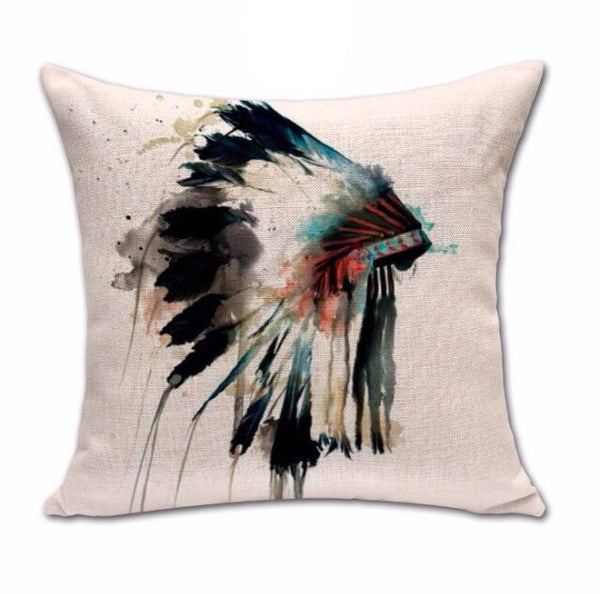 PLUME CUSHION COVER