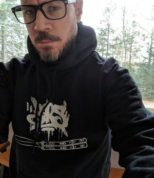 -=BRS=- Hand Style Graphic Hoody
