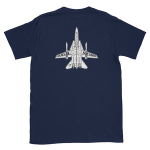 """Buzz The Tower"" Channel AB Jet Tee"