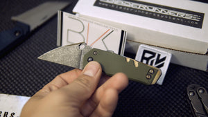 Fragment Friction Folder