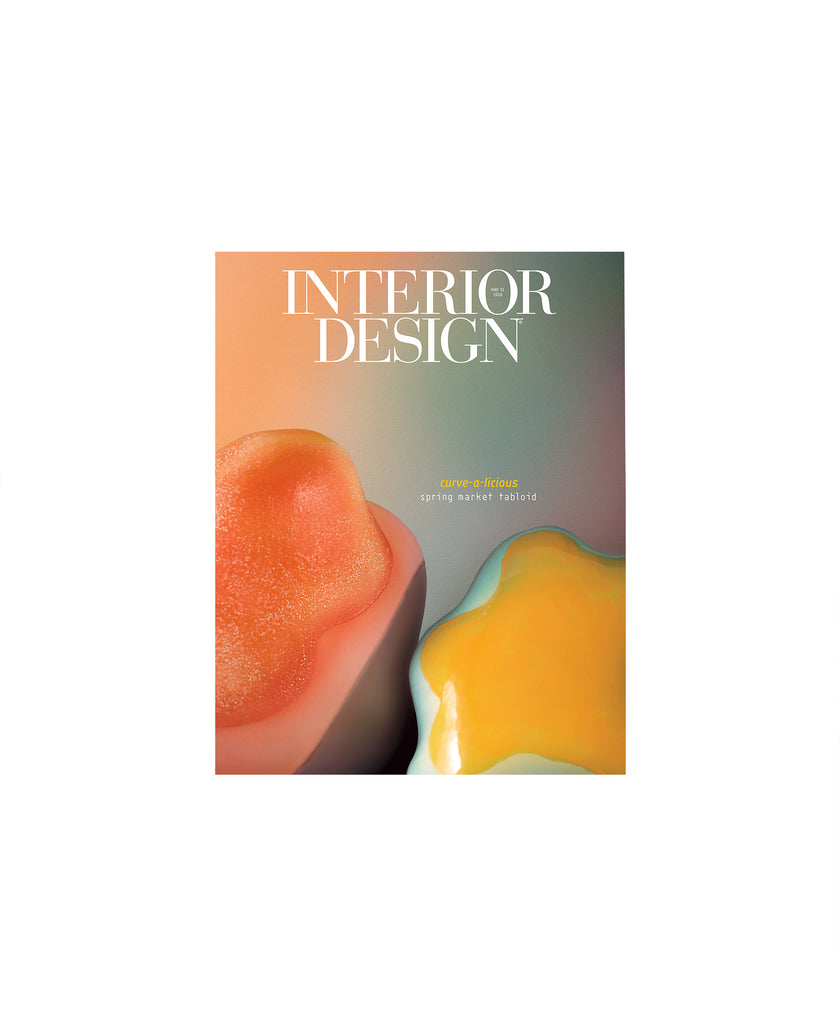 Interior Design Spring Market Tabloid 2018