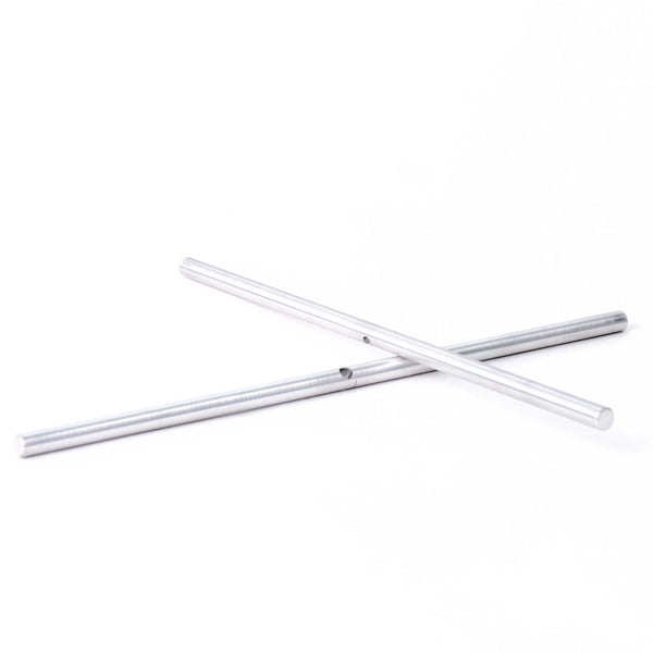 J Schatz Replacement Set of 2 Aluminum Poles for Egg Bird Feeders