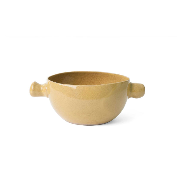 J Schatz Goldenrod Yellow Medium Au Gratin Ovenware