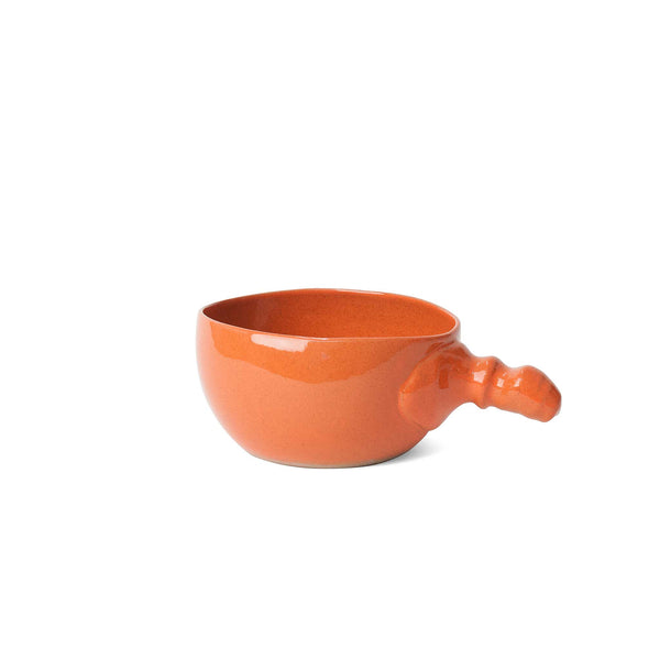 J Schatz Fire Orange Small Au Gratin Ovenware