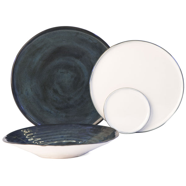 JS 158 Ocean Floor Tableware Set