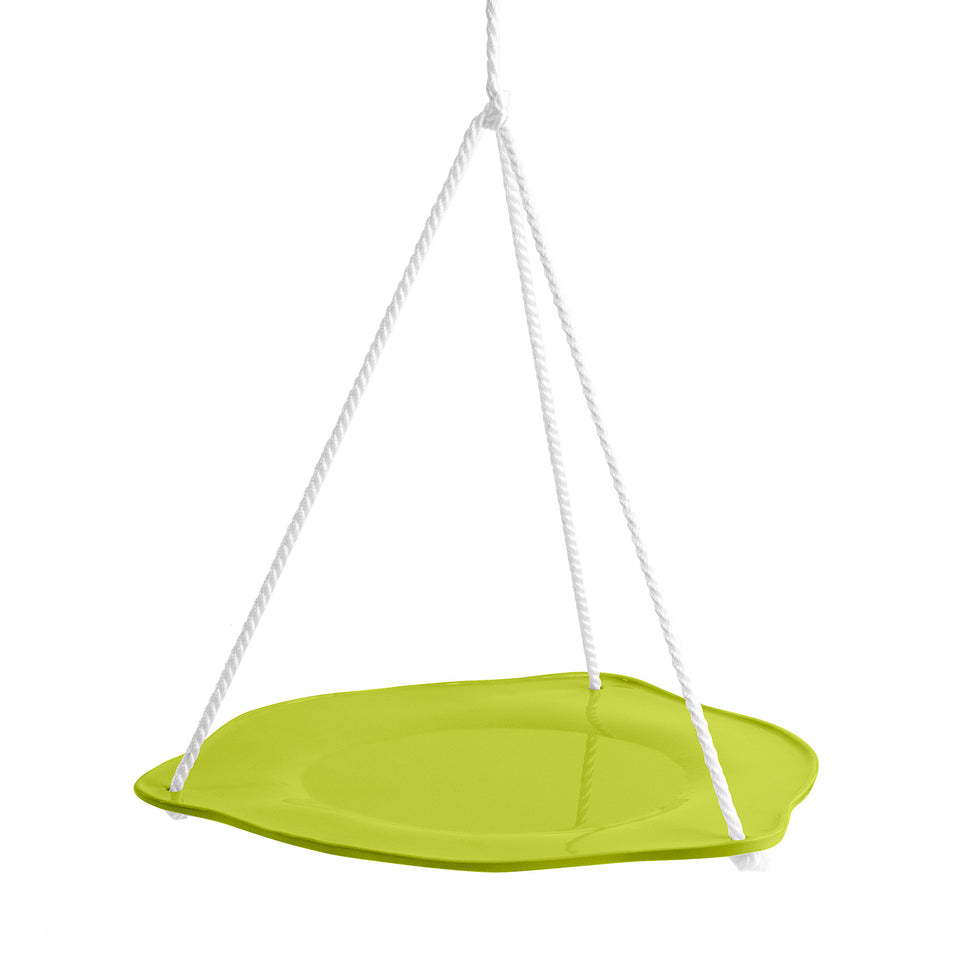 J Schatz Bird Bath in Olive