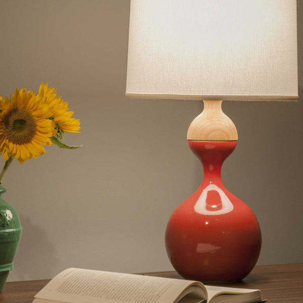 J Schatz Kuni Juu Table Lamps