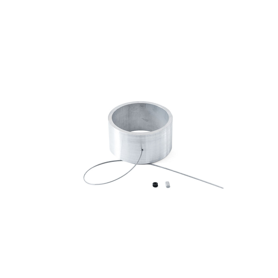 Replacement Aluminum Ring with Hanging Wire for Mobile Bird Feeders