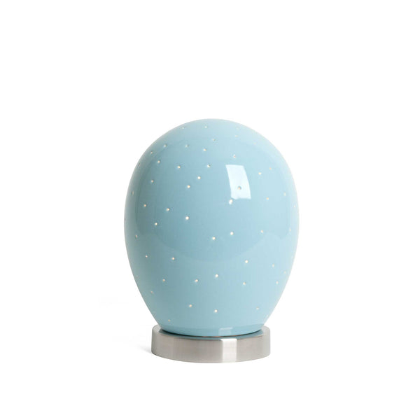 J Schatz Replacement Light Aqua Star Egg for Star Egg Nightlights
