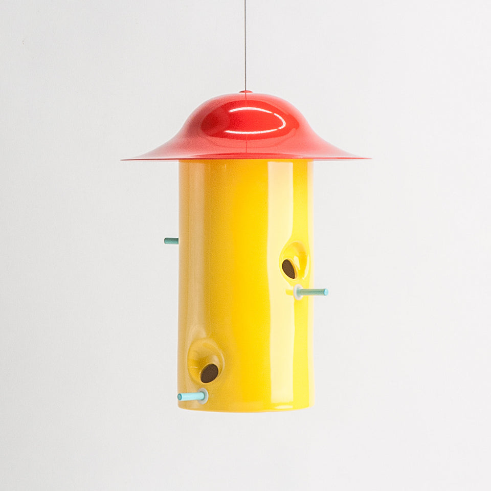 Bistro Bird Feeder Special Edition Primary