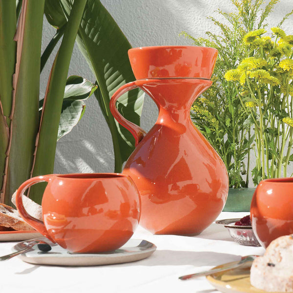 J Schatz Tea Mugs