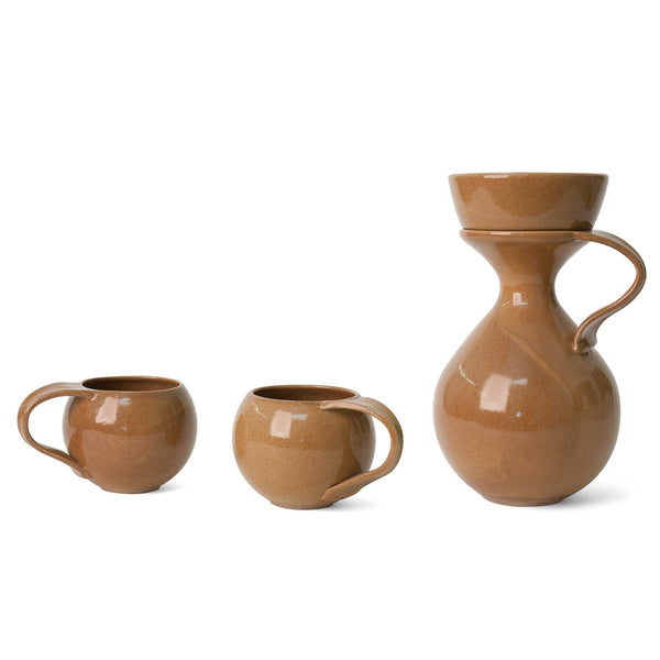 J Schatz Ginger Tea Maker Set