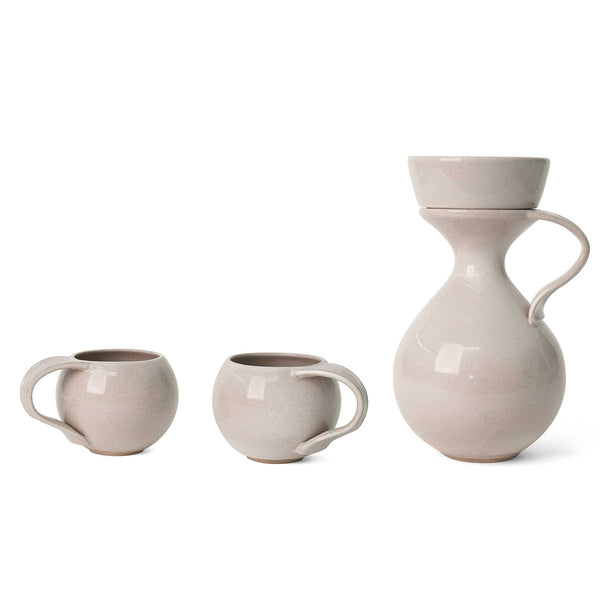 J Schatz Bright White Tea Maker Set