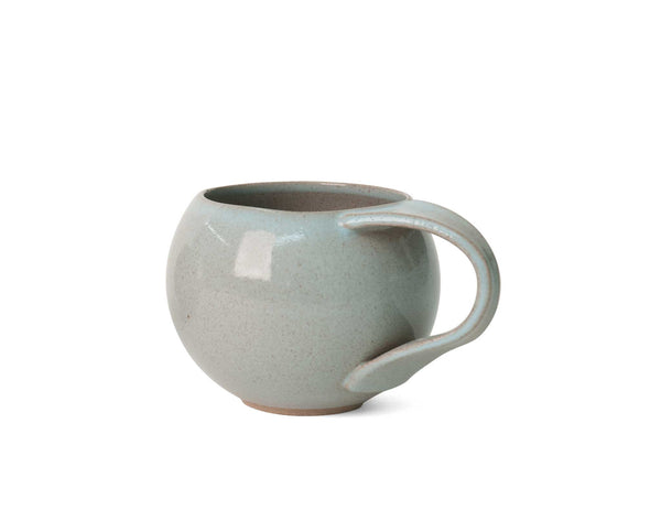 J Schatz Light Aqua Tea Mug