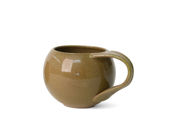 J Schatz Moss Green Tea Mug