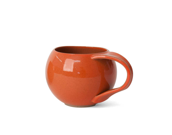 J Schatz Fire Orange Tea Mug