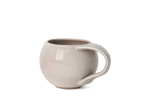 J Schatz Bright White Tea Mug