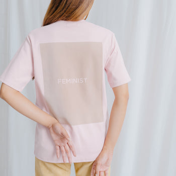 Adley T-Shirt in Blush