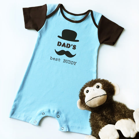 Romper Dad's Best Buddy