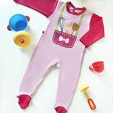 Sleepsuit Cook Baby