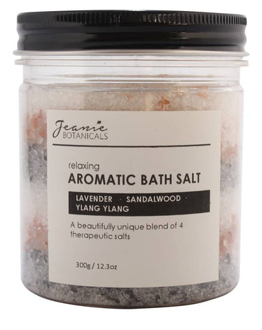 Aromatic Bath Salt (relaxing)