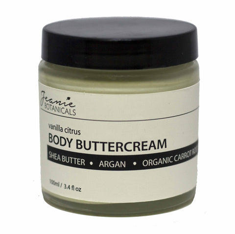 Vanila Citrus Body Buttercream