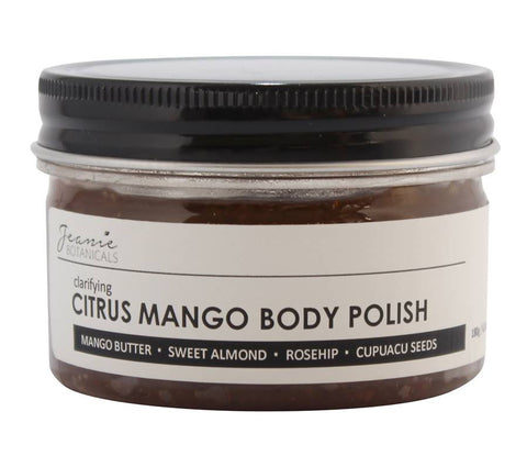Citrus Mango Body Polish