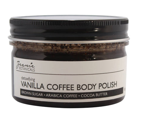 Vanilla Coffee Body Polish