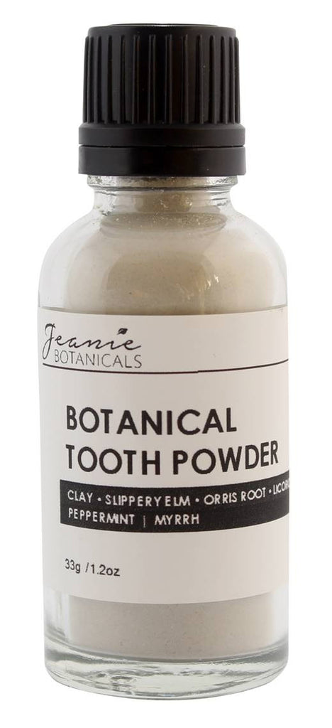 Botanical Tooth Powder