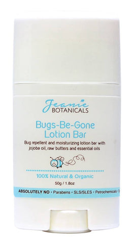 Bugs-Be-Gone Lotion Bar