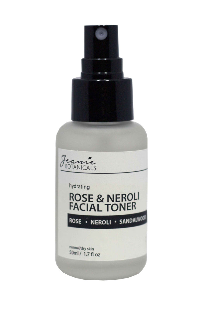 Rose & Neroli Facial Toner