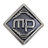 MicParts Logo Badge