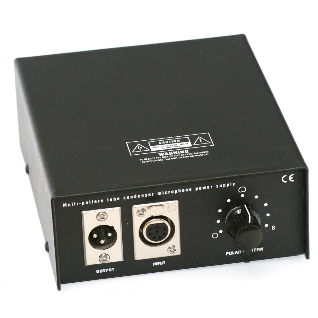 Tube mic power supply