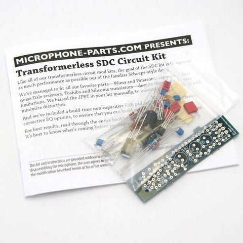 Transformerless SDC Circuit Kit