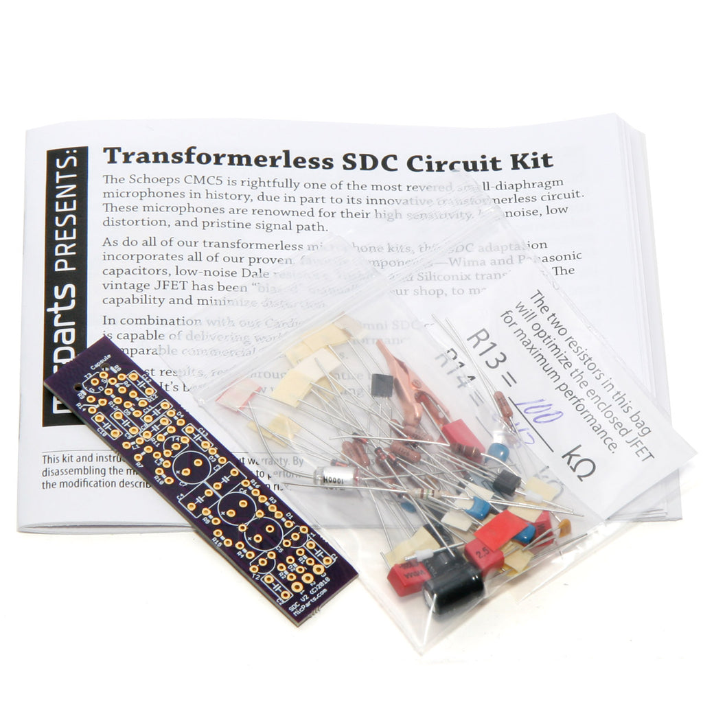 GXL1200 SDC Circuit Kit