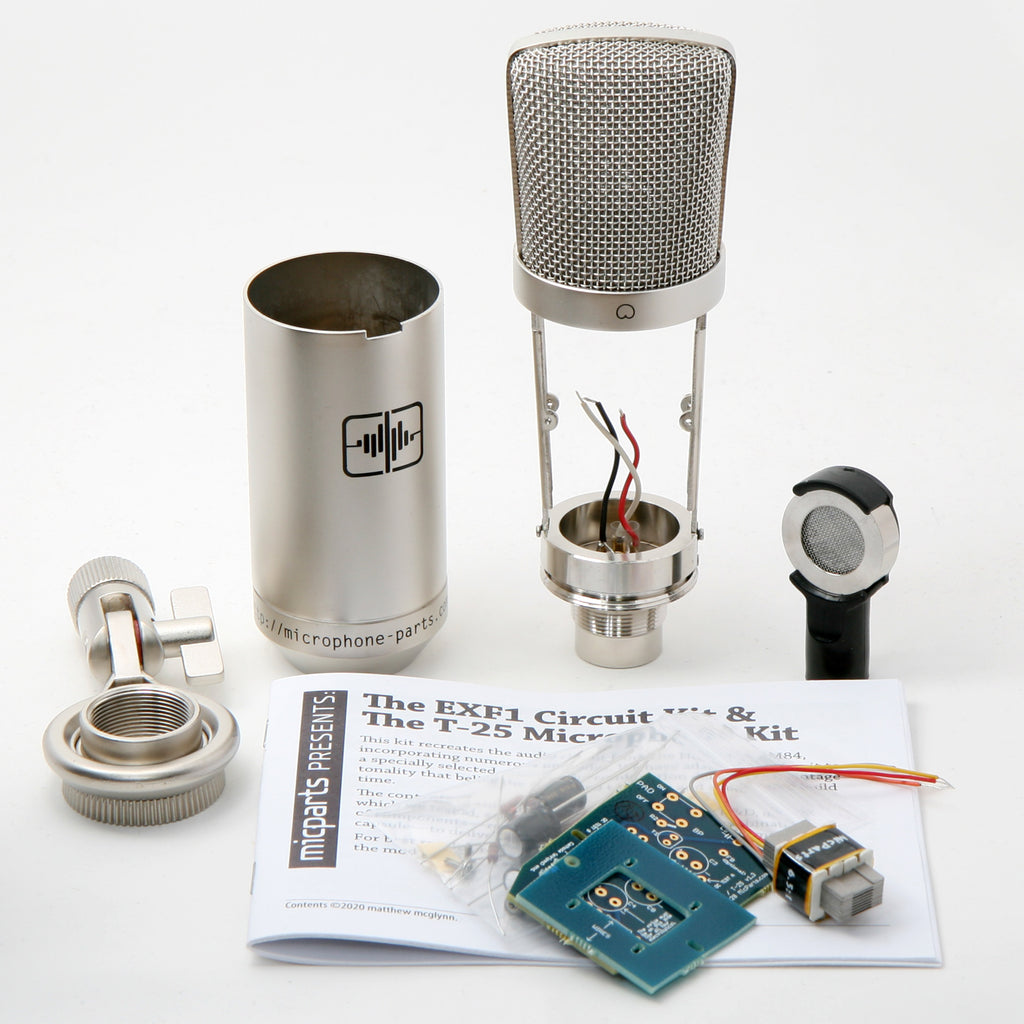 T-25 Microphone Kit
