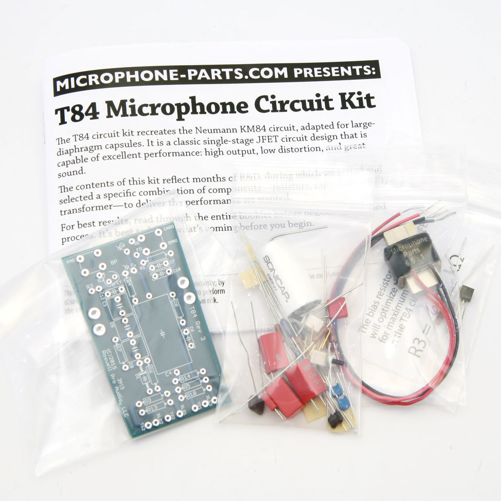 T-84 Microphone Circuit Kit