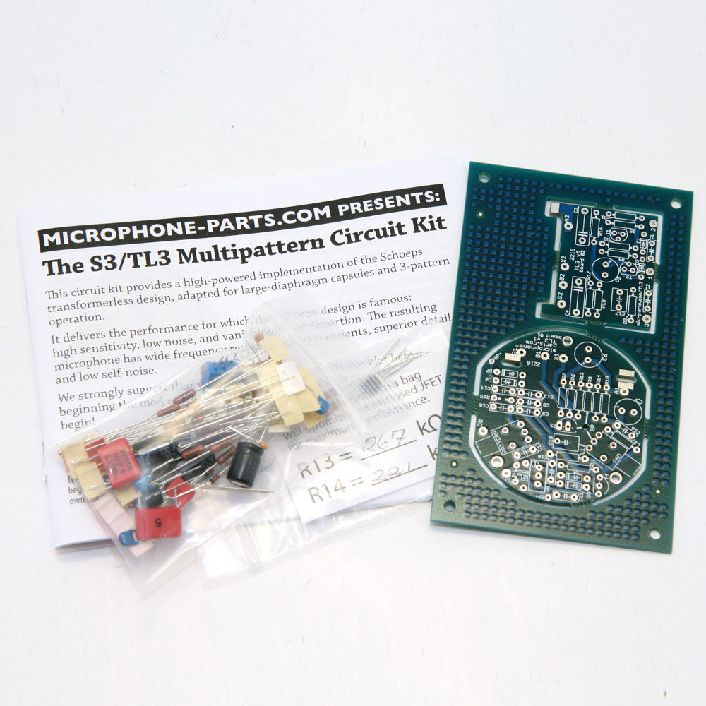TL3 Circuit Kit for MXL 770